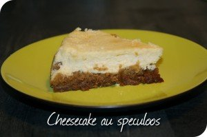 Cheesecake aux speculoos : Delicious!!!! dans Sucré CheesecakeSpeculoos-300x199